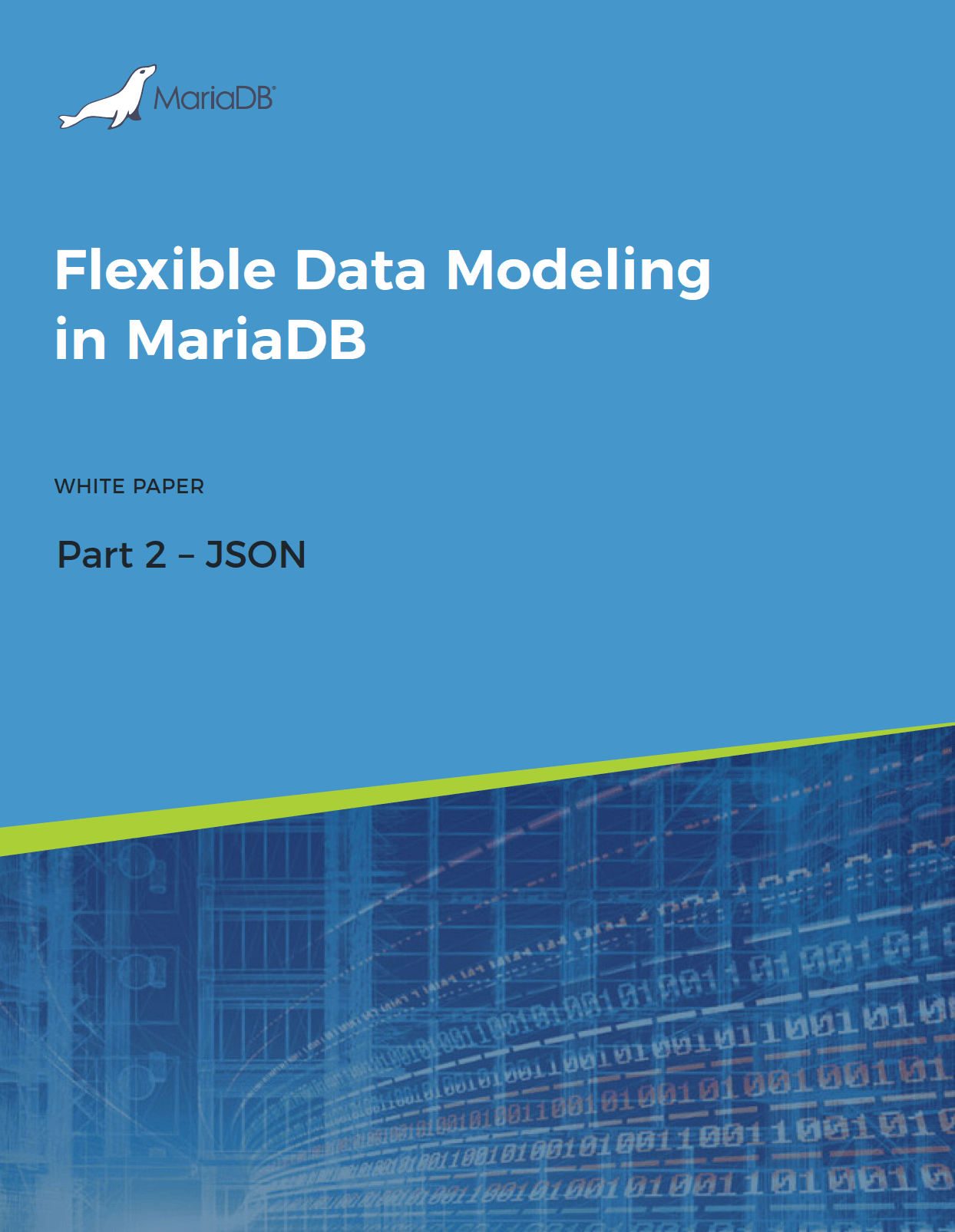 JSON and semi-structured data with MariaDB Server