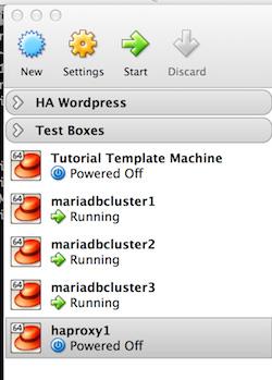 Setup MariaDB Enterprise Cluster, part 3: Setup HA Proxy Load