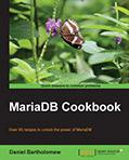 MariaDB Cookbook
