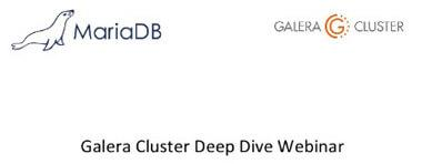 Webinar: Galera Cluster New Features Deep Dive webinar - 27. November 2014