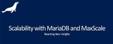 Scalability with MariaDB and MaxScale: Reaching New Heights - MariaDB Roadshow 2014 London, UK