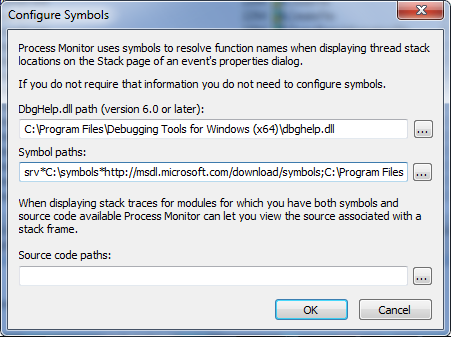 How to Use procmon to Trace mysqld exe Filesystem Access - MariaDB