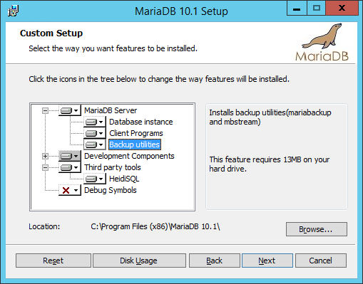 Mariabackup Overview - MariaDB Knowledge Base
