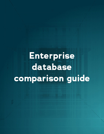 Enterprise Database Comparison Guide