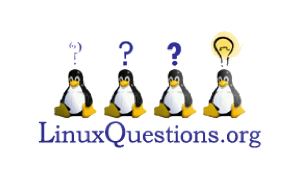 Linux Questions Logo