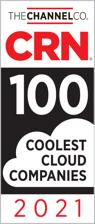CRN Coolest Cloud Companies 2021 Award