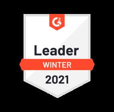 G2 Leader Award: Winter 2021